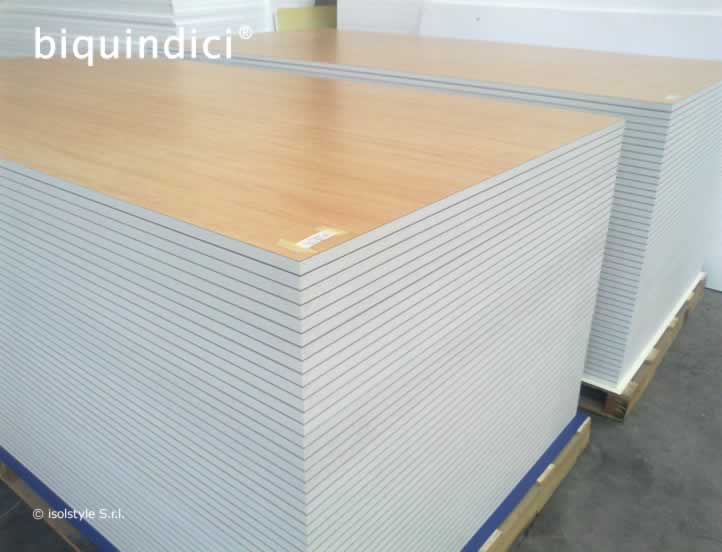Calcium silicate 450 wall panels HP laminate c004